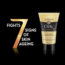 Olay Total Effects 7-In-1 Anti Aging Foaming Face Wash Cleanser - 50 Gram