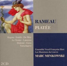 Marc Minkowski - Rameau  Platee [CD]