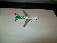 Modellflugzeug Flugzeug Airbus Air Seychelles Boeing 767-200 Herpa Wings  #102