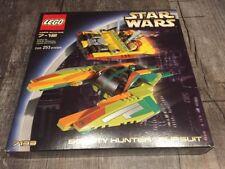 LEGO Star Wars 7133 Bounty Hunter Pursuit OVP & OBA Sammler lesen
