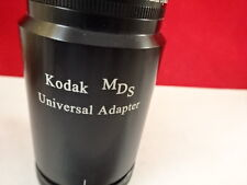 LARGE KODAK MDS UNIVERSAL ADAPTER LENS OPTICS OPTICAL AS PICTURED &C2-B-02