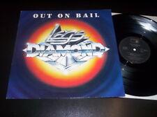 "Legs Diamond ""Out On Bail"" LP Metronome – 825 946-1 Germany 1984"