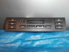 Klimabedienteil 64116931601 BMW E46 Compact 318Ti 105KW Bj 2003 (11117)