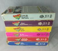 Mcgee and Me Lot of 6 VHS Focus on the Family