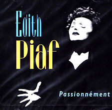 EDITH PIAF - CD - PASSIONNEMENT  ( Neu )