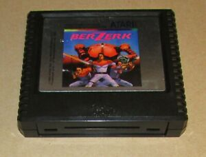 Berzerk for Atari 5200 Fast Shipping! Authentic