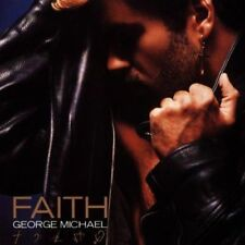 GEORGE MICHAEL FAITH CD - NEW / SEALED - UK STOCK
