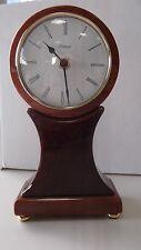 Kieninger Tischuhr Stiluhr Uhr Quarz Mahagoni 1502-31-07