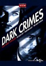 Dark Crimes: Film Noir Thrillers Vol 1 (DVD) Glass Key/Phantom Lady/Blue Dahlia