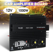 1000W 1 Kanal Auto Audio Verstärkerplatine Subwoofer Audio Verstärker Amp 12V