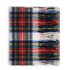 Kiltane of Scotland 100% Lambswool Scottish Tartan Scarf / Shawl -Stewart Dress