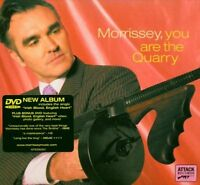 Morrissey - You Are the Quarry (2004)  Limited CD+DVD  NEW/SEALED  SPEEDYPOST