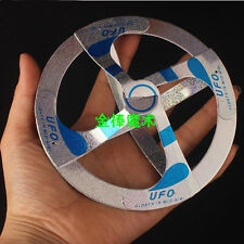 Amazing Magic Mystery UFO Floating Flying Disk Saucer Cool Trick Kid toys Gift
