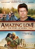 Christian Movie Store - Amazing Love The Story of Hosea - New Sealed - DVD