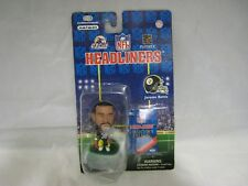CORINTHIAN HEADLINERS FIGURE JEROME BETTIS 1997 THE BUS PITTSBURGH STEELERS NFL