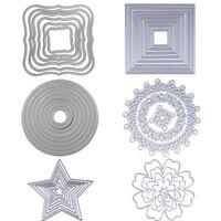 Metal Cutting Dies DIY Scrapbooking Embossing Stencil Album Paper Card Die Cut