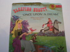 Sleeping Beauty 'Once Upon A Dream' Parts 1&2  Golden Records D480A/B