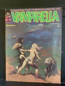 Vampirella #5 June 1970 Warren Publishing