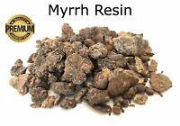 Myrrh Resin - PREMIUM QUALITY Pure Organic Tears Gum Sap Rock Incense All Sizes