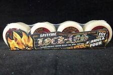 Spitfire Skateboard Wheels Formula Four Lock Ins Red 101DU All Sizes Skate