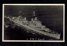Mint RPPC Postcard Warship British England Navy HMS Superb