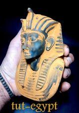 RARE ANCIENT EGYPTIAN ANTIQUE KING TUTANKHAMOUN Statue Stone ( 1342 – 1325 BC)