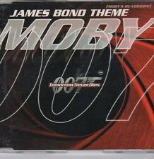 (DY54) Moby, Tomorrow Never Dies - 1997 CD