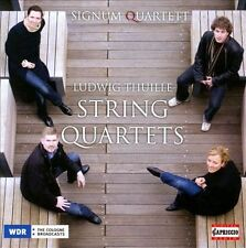 NEW - Thuille String Quartets by THUILLE,LUDWIG