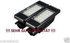 2x Kennzeichenleuchten LED Peugeot 106 96-03 1007 04-09 3014 SMD. NEU