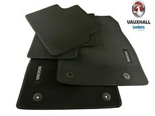 Genuine Vauxhall Insignia A Tailored Velour Carpet Floor Mats Set 2009-2013