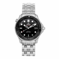 OMEGA Diver 300M Co-Axial Chronometer Men's Black Watch - 212.30.41.20.01.003