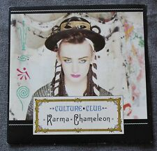 Culture Club, karma chameleon / that's the way, SP - 45 tours