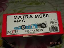 MODELFACTORYHIRO 1/20 F1 MATRA MS80 MEXICAN GP SUPER DETAIL KIT MFH K-259