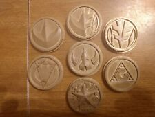 New listing Power Rangers Tommy Power Coin Drakkon Legacy Master Collection