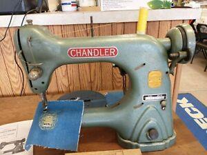 Chandler darning machine model 146