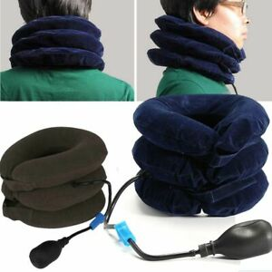 Neck Stretcher Cervical Traction Device for Home Pain Treatment  Injury Relief