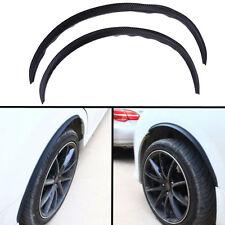 Fender Flares Arch Wheel Eyebrow Trim Protector Sticker Rubber Strip Universal