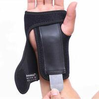 Hand Wrist Band Brace Support Carpal Tunnel Sprain Pain Arthritis Gym Sports USA