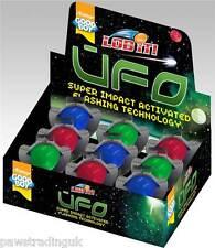 Goodboy Lob It UFO Flashing Dog Balls Ball Toy Light up Dark Night