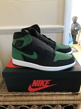 Nike Air Jordan 1 Pine Green 2.0 - UK 10 US 11 EU 45 - Invoice - Brand New
