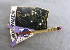 Hard Rock Cafe Pin Las Vegas Limited Edition Horoscope Zodiac Aquarius Purple