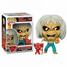 Funko Pop! Rocks: Iron Maiden - The Number of the Beast EDDIE (145) Figura Bobble Head