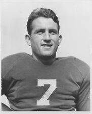 BOB WATERFIELD HALL OF FAME FOOTBALL GREAT  8X10