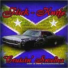 FLICK KNIFE Cruisin' Swedes CD NEW Great Teddyboy Rock & Roll Rockabilly Music