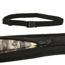 Safe Money Bag Wallet Travel Pouch Secret Pocket Key Hidden Security Waist Belt