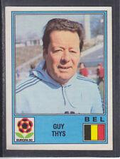 Panini - Europa 80 - # 162 Guy Thys - Belgique