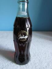 Unopened 8 oz. Coca - Cola Classic Bottle 1996 Cy Young Winner John Sholtz