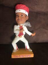 """The King� Henry Brooklyn Cyclones Mascot Sga Bobblehead Bobble Head Elvis Mets"