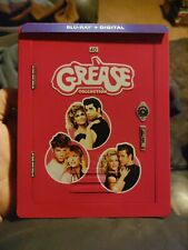 Grease - 3-Movie Collection STEELBOOK [Blu-ray]