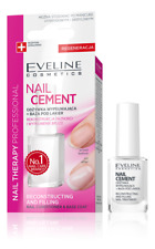 EVELINE THERAPY NAIL CEMENT CONDITIONER & BASE COAT RECONSTRUCTING & FILLING